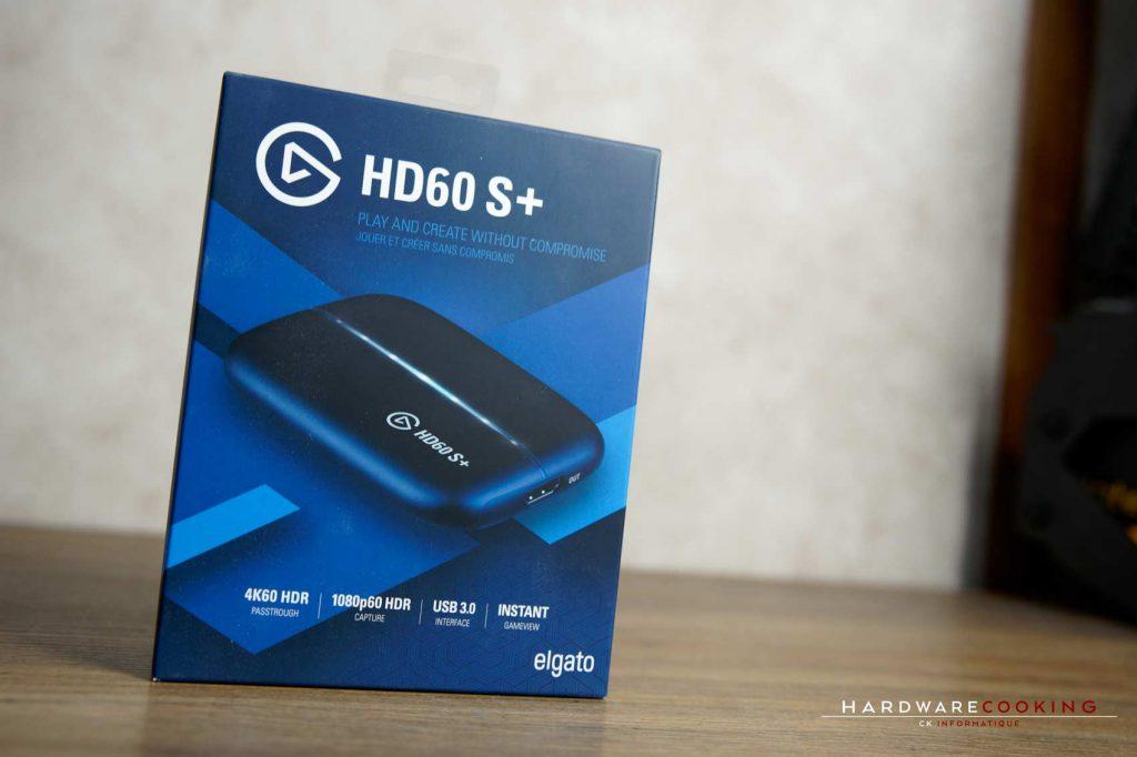 carte d'acquisition Elgato HD60 S+