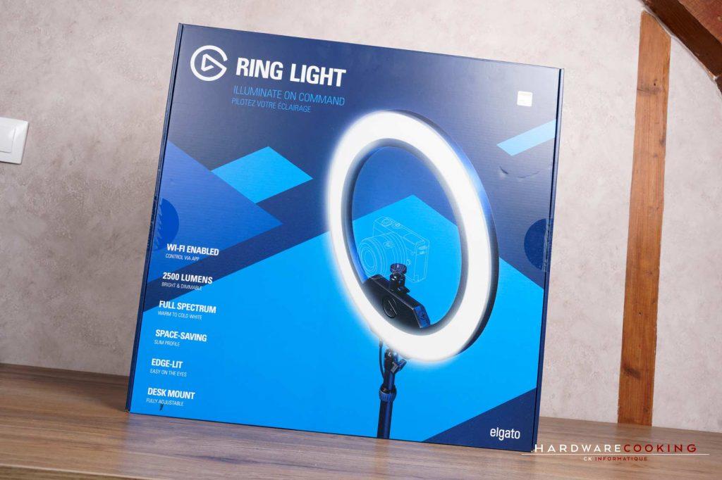 Éclairage Elgato Ring Light