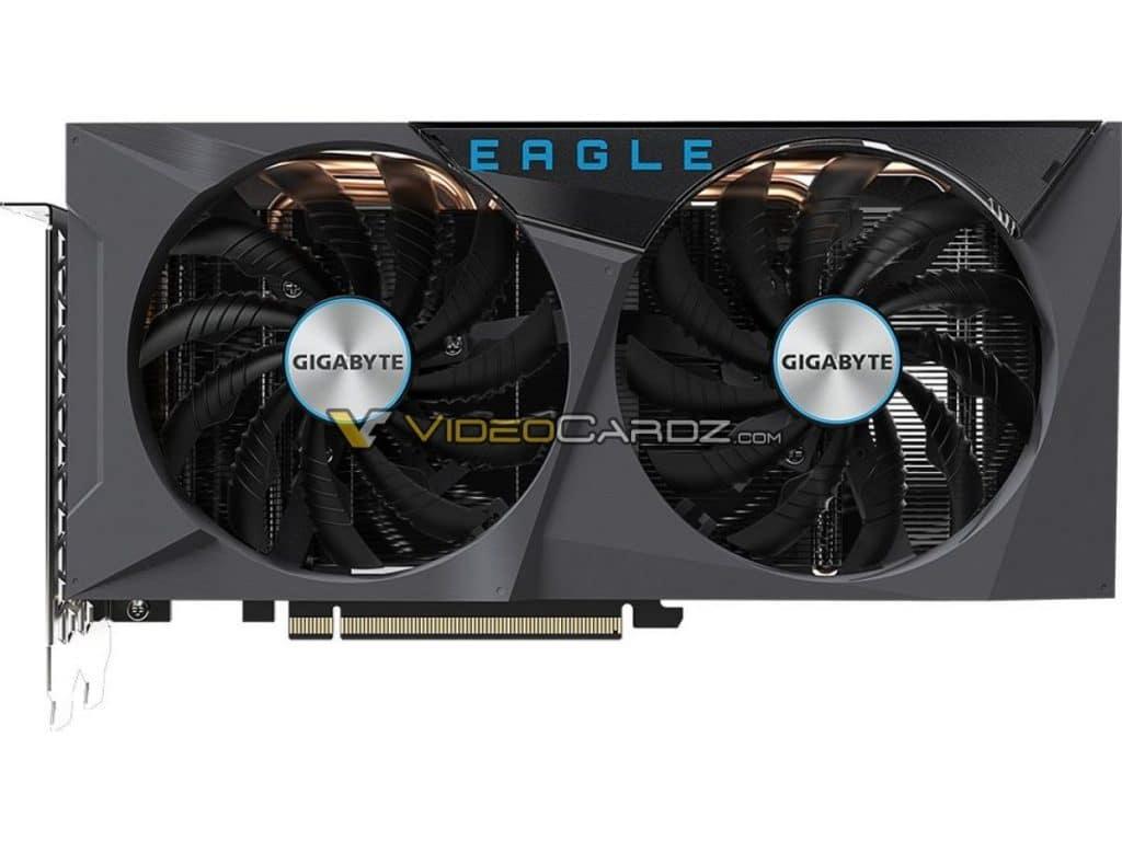 NVIDIA GeForce RTX 3060 Eagle OC