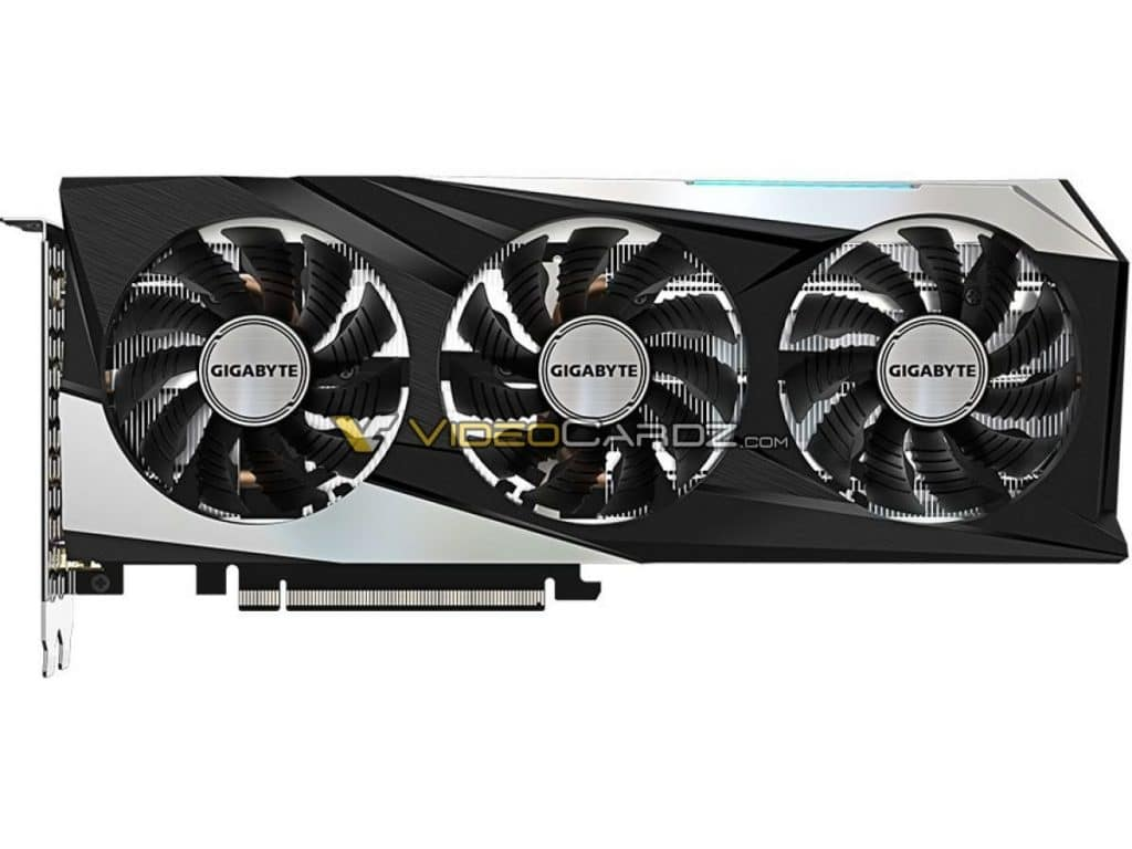 NVIDIA GeForce RTX 3060 Gaming OC