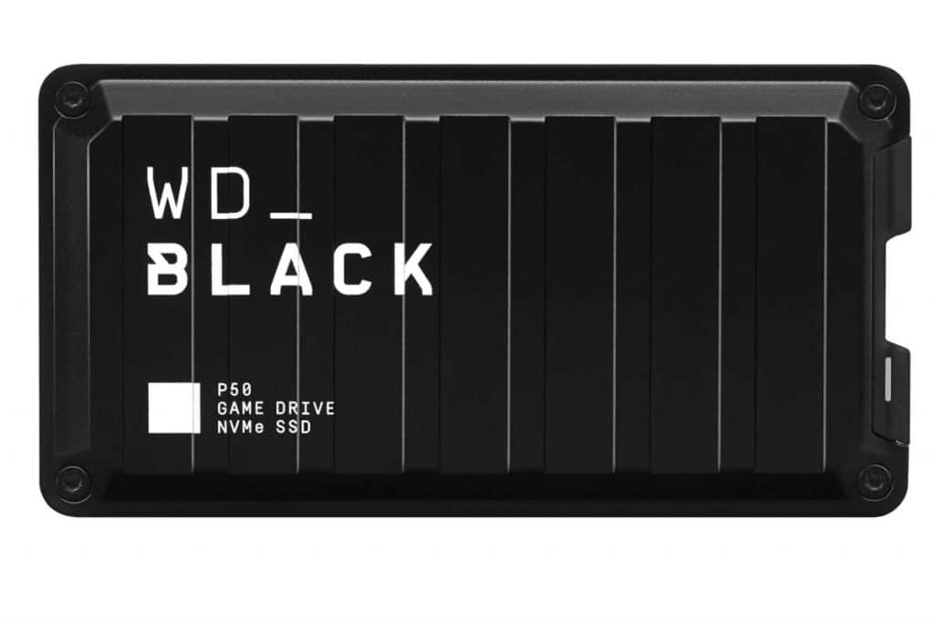 SSD WD Black P50