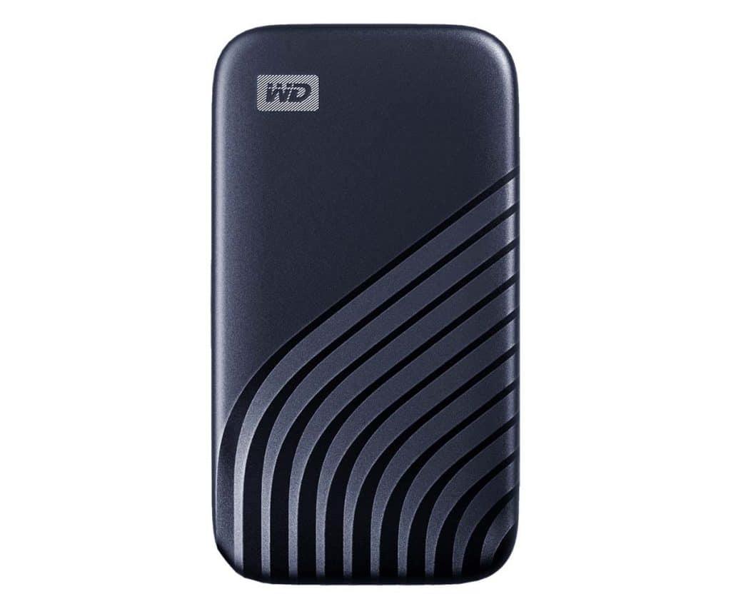 SSD WD My Passeport Midnight Blue