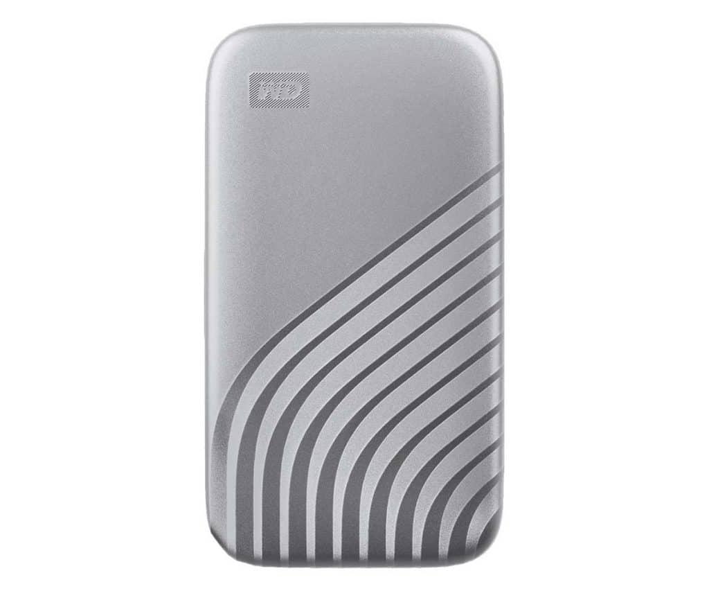 SSD WD My Passeport Silver