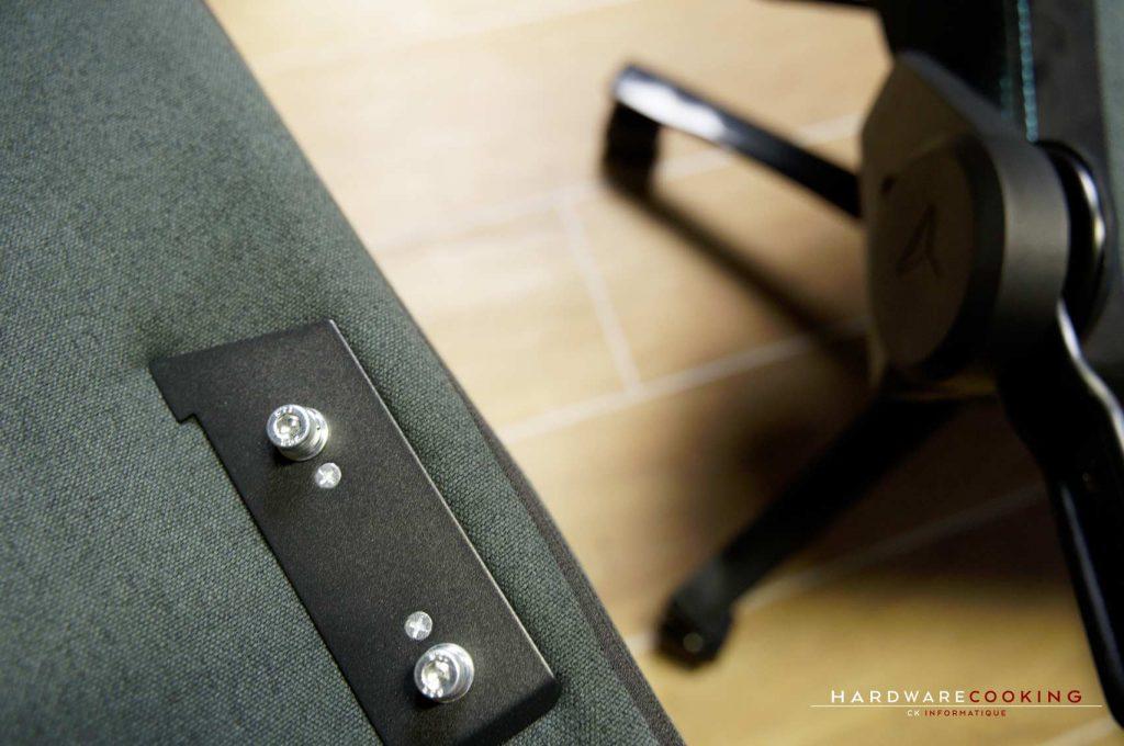 Montage fauteuil Secretlab Titan XL