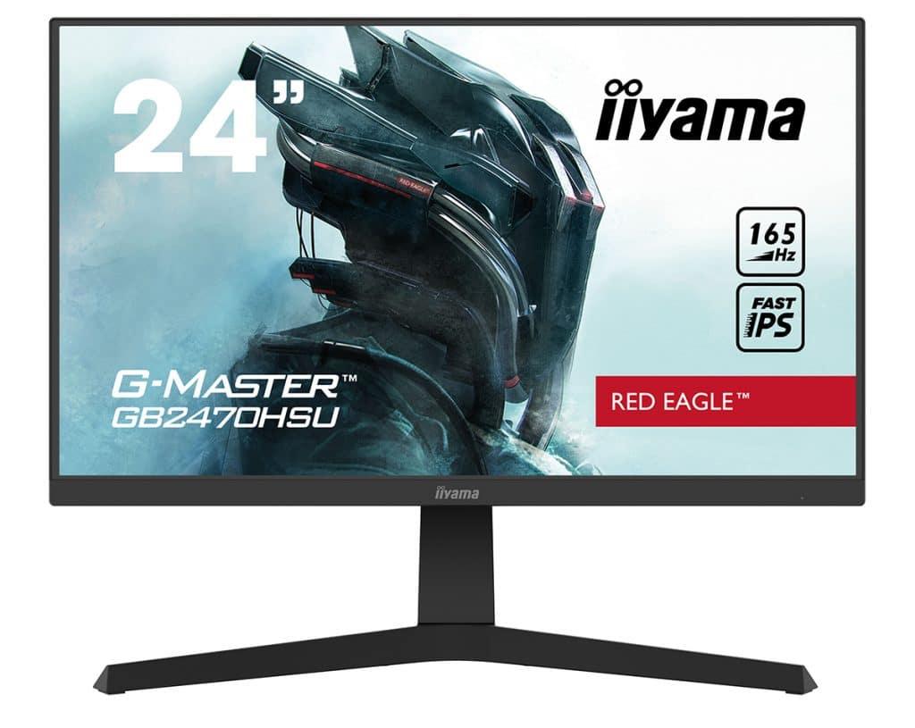 Ecran gaming iiyama G-Master Red Eagle GB2470HSU