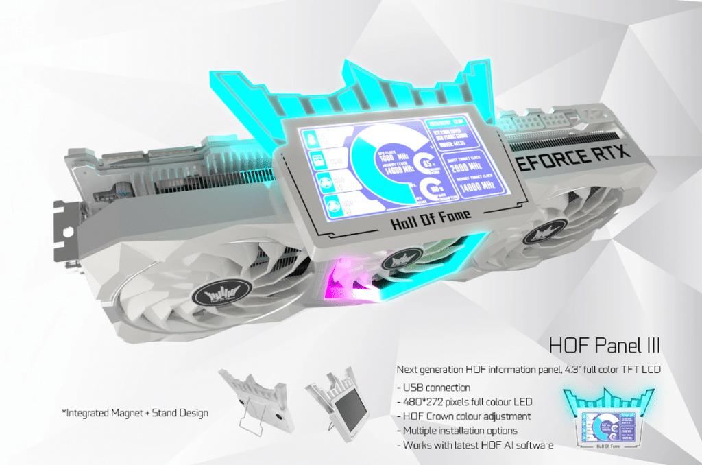 KFA2 GeForce RTX 3090 Hall Of Fame