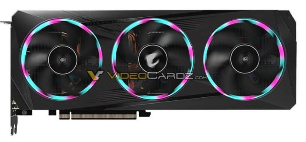 GeForce RTX 3080 Ti AORUS Elite