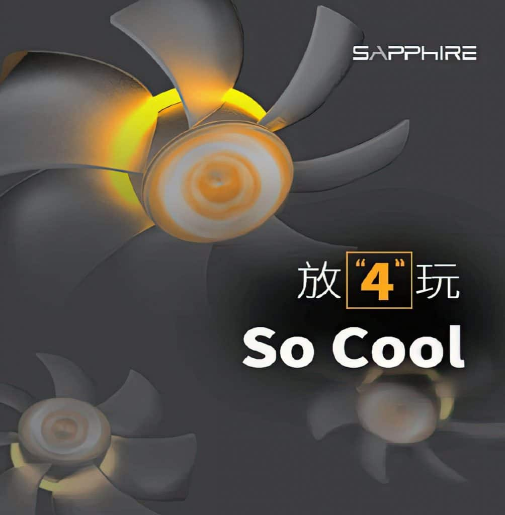 Sapphire Radeon RX 6000 TOXIC