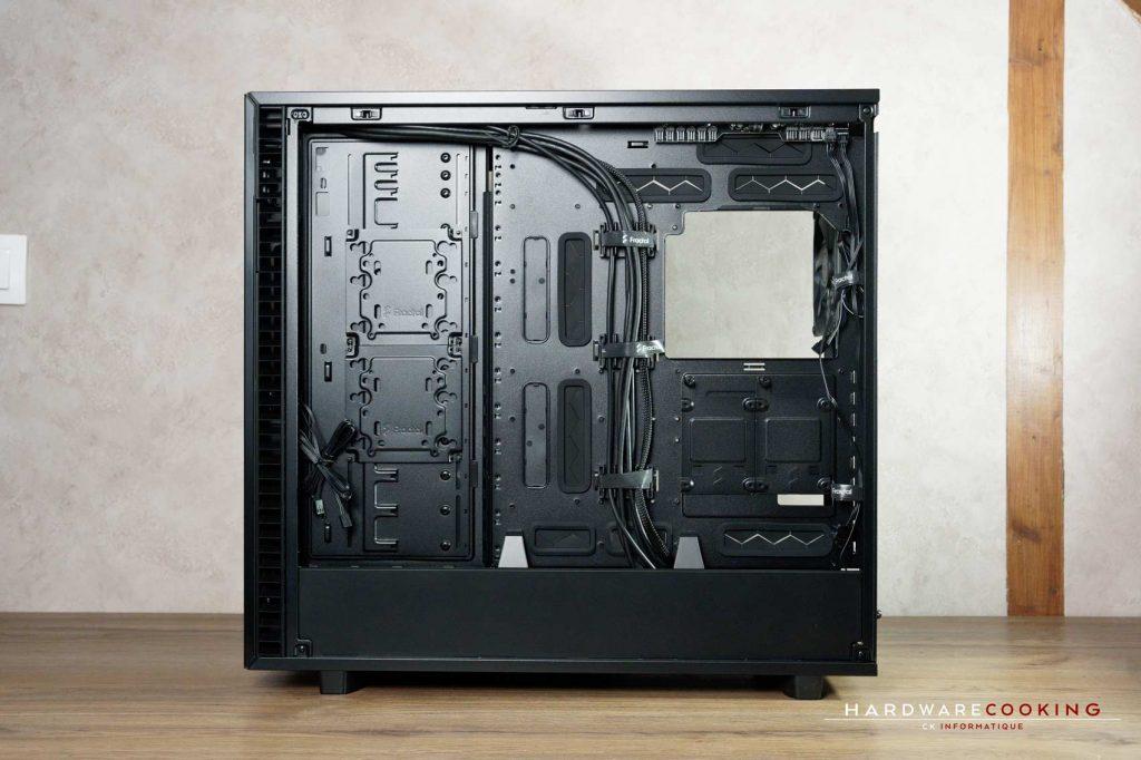 intérieur Fractal Design Define 7 XL