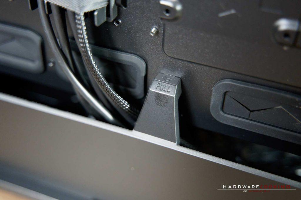 cable management Fractal Design Define 7 XL
