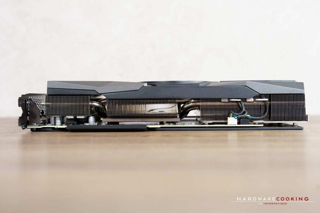 Test MSI RTX 3060 GAMING X TRIO