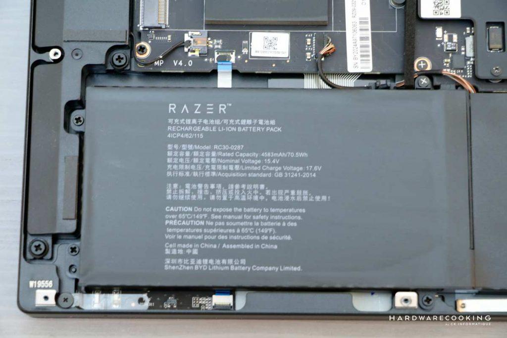Batterie Razer Blade Pro 17