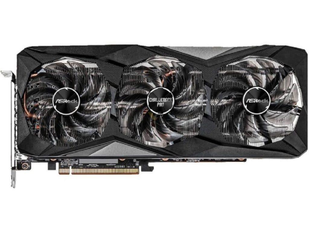 ASRock AMD Radeon RX 6700 XT Challenger Pro 12 OC
