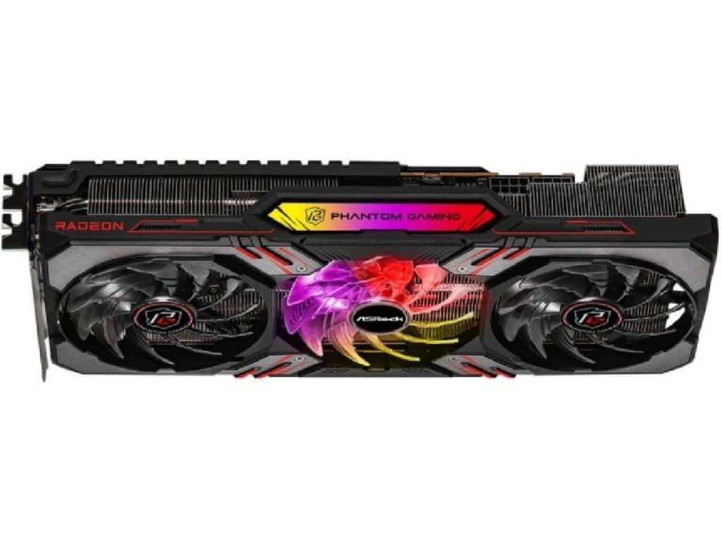 ASRock AMD Radeon RX 6700 XT Phantom Gaming D OC