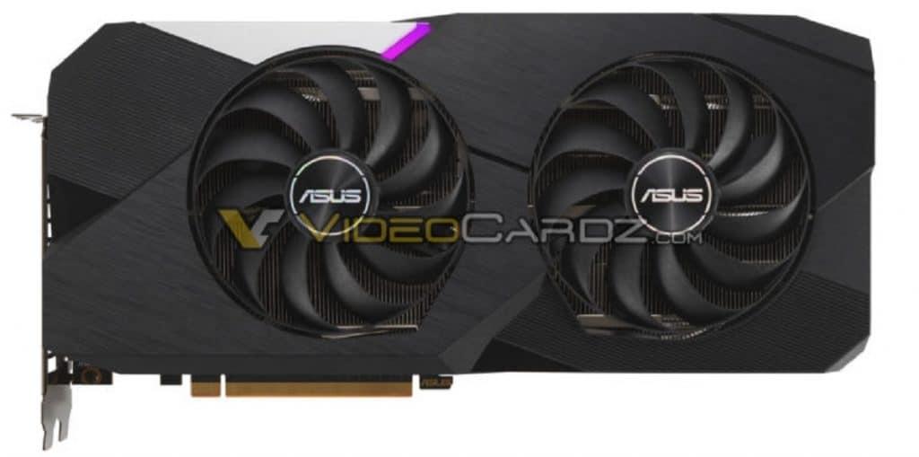 ASUS Radeon RX 6700 XT Dual 12 Go