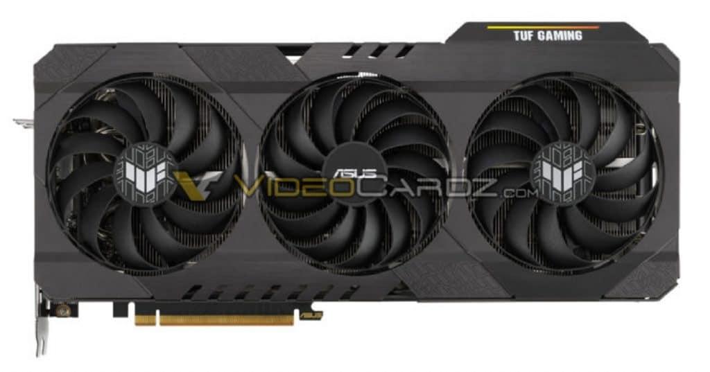ASUS TUF Radeon RX 6700 XT