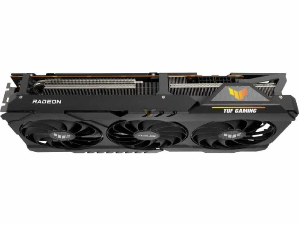 ASUS TUF Gaming Radeon RX 6700 XT