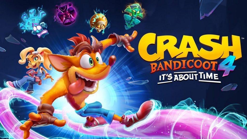 Crash Bandicoot 4 : It's About Time configurations requises