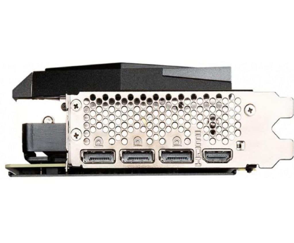 MSI RTX 3080 GAMING TRIO Z