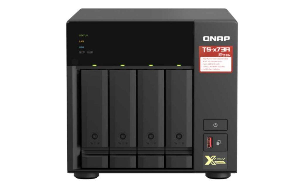 NAS QNAP TS-473A