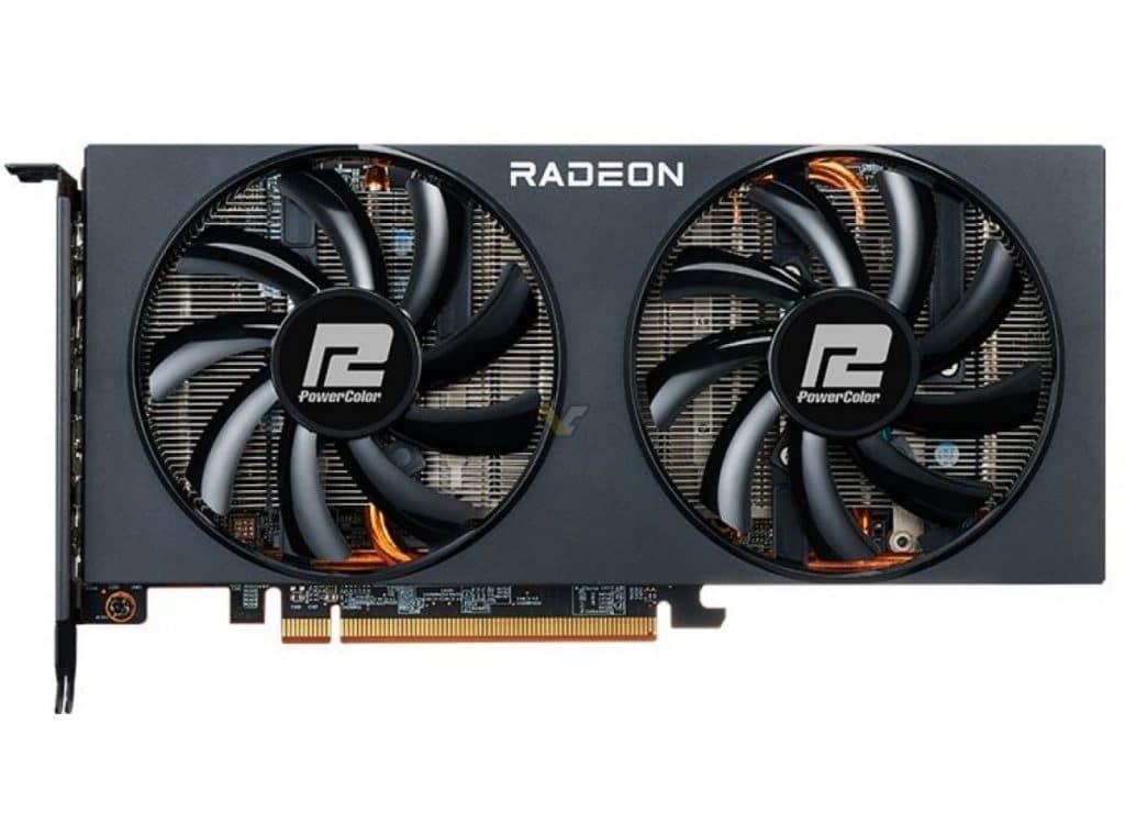 PowerColor AMD Radeon RX 6700 Fighter