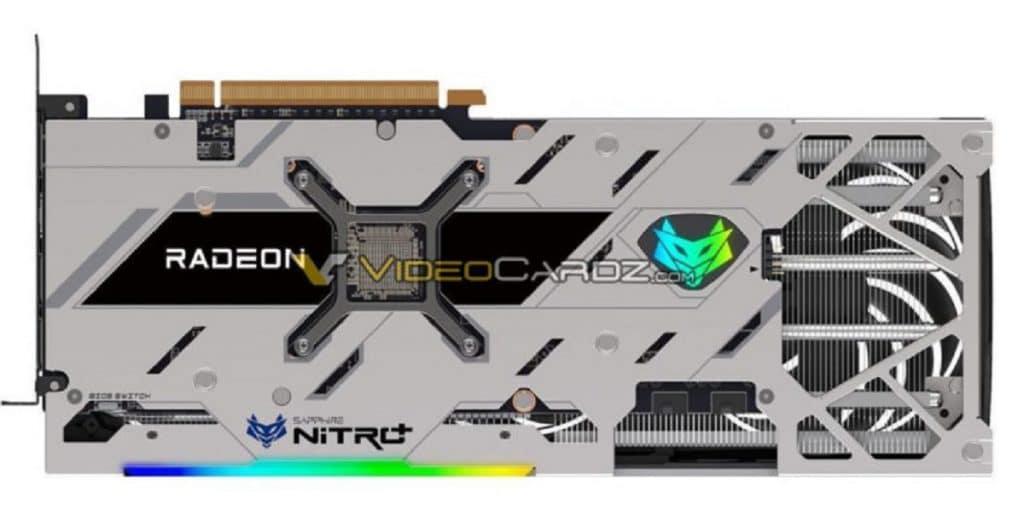 SAPPHIRE RADEON RX 6700XT NITRO+