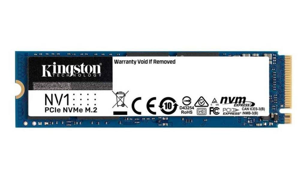 SSD NVMe Kingston NV1