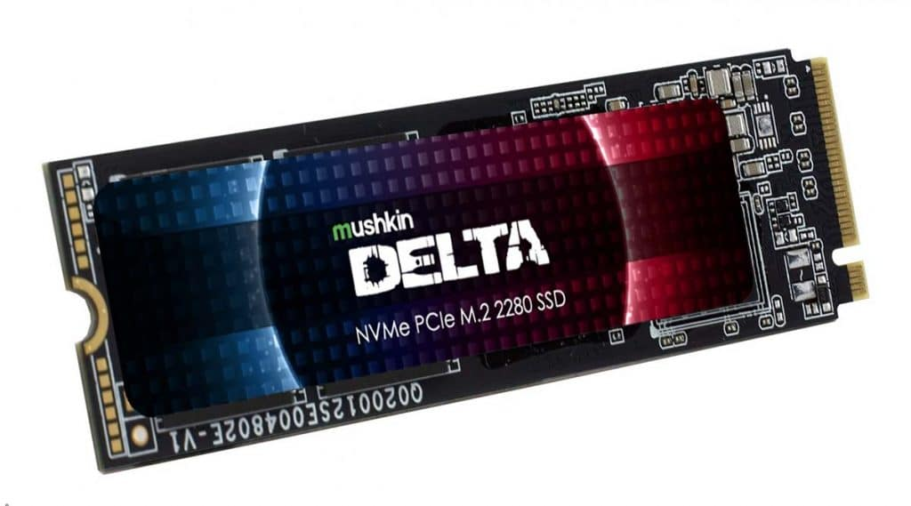 SSD Mushkin DELTA