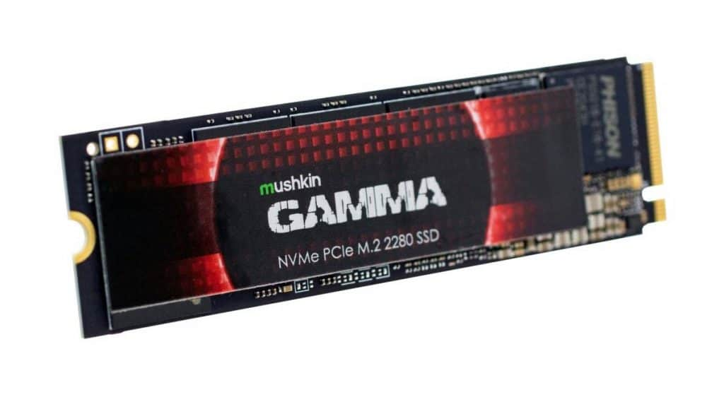 SSD Mushkin GAMMA