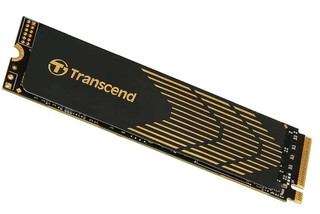 Transcend PCIe SSD 240S