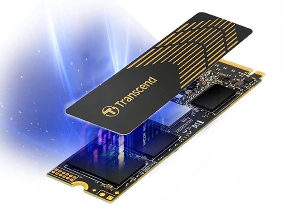 SSD 240S dissipateur thermique