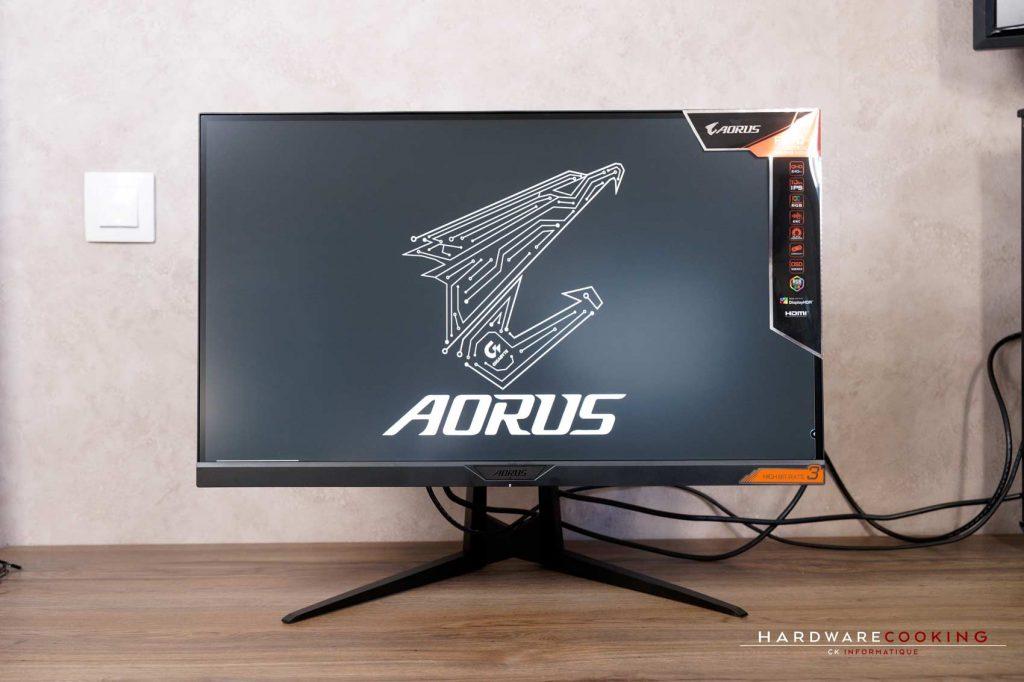 Test AORUS FI27Q-X