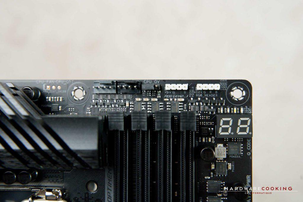 Test ASUS ROG Strix Z590-E GAMING
