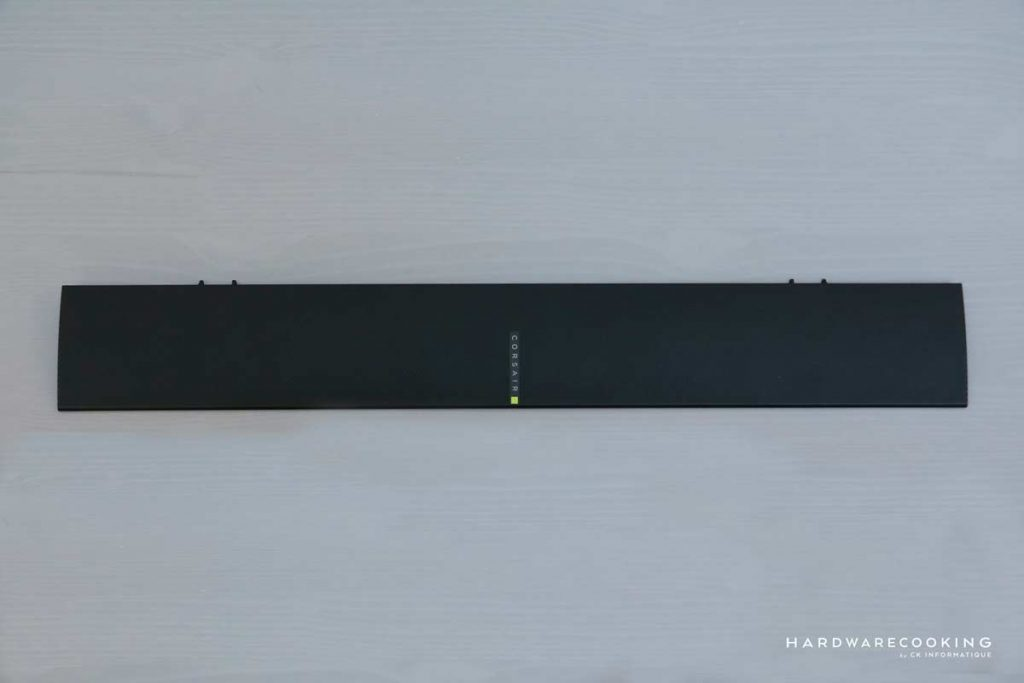 Repose-poignet CORSAIR K55 RGB PRO XT