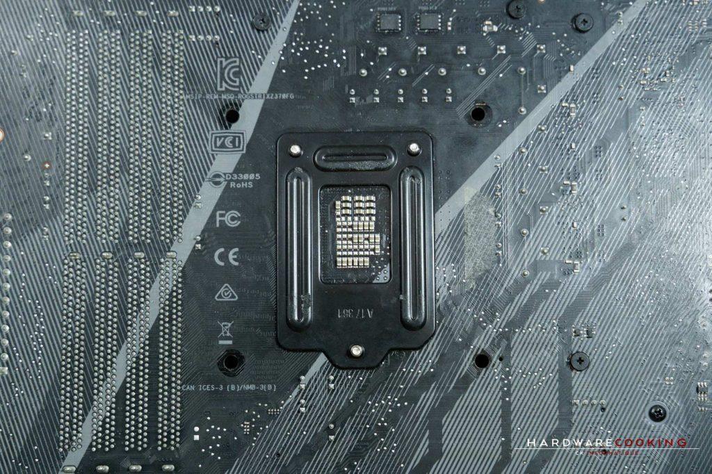 Montage MSI MPG Coreliquid K360