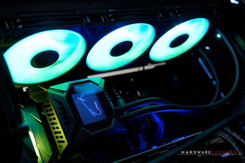 Test MSI MPG Coreliquid K360