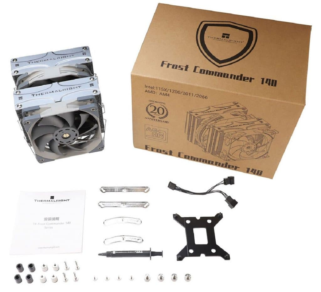 Thermalright Frost Commander 140