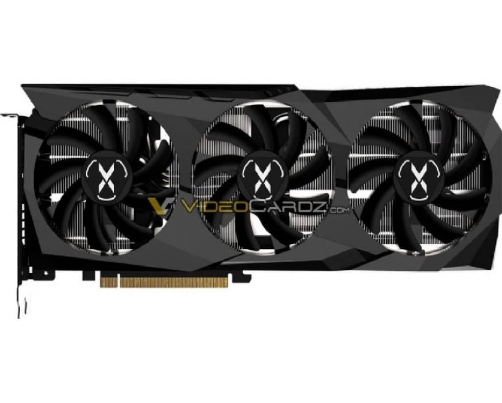 XFX Radeon RX 6700 XT 12 Go Speedster SWFT309
