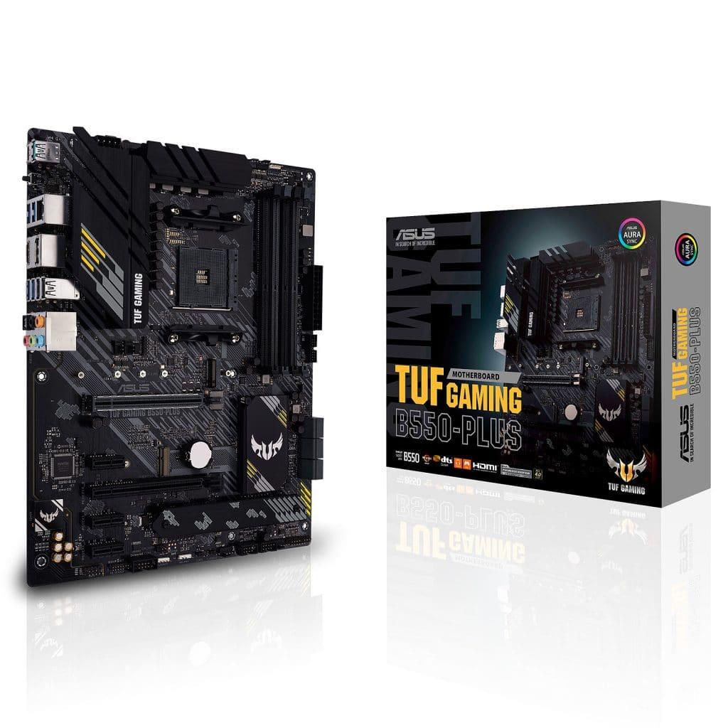 Bon plan ASUS B550 TUF Plus Gaming