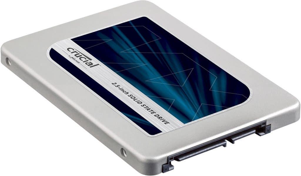 Bon plan SSD Crucial MX500 1 To