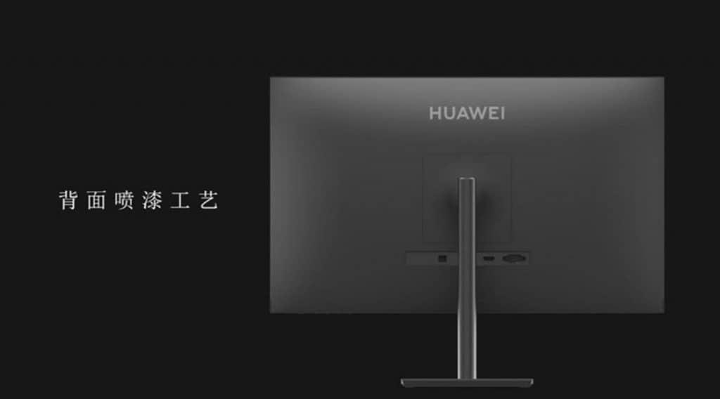 écran Huawei QHD 144 Hz