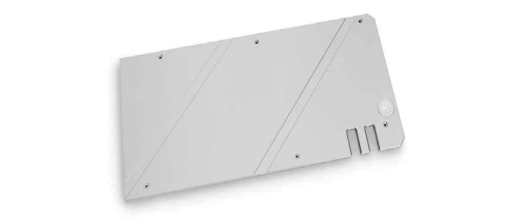 EK-Quantum Vector TUF RX 6800/6900 Backplate - Nickel