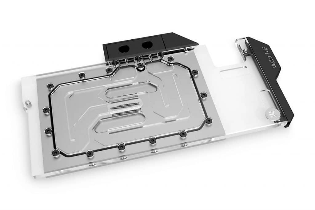 EK-Quantum Vector TUF RX 6800/6900 D-RGB – Nickel + Plexi