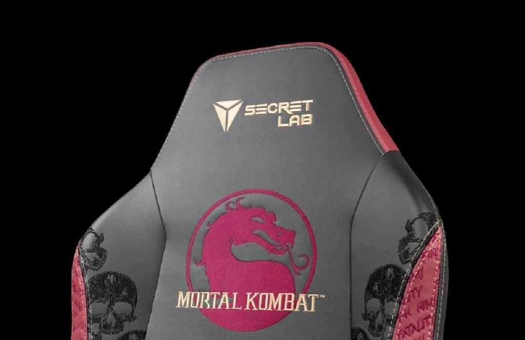 Secretlab Mortal Kombat