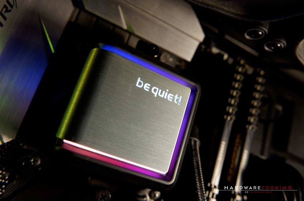 Test AiO be quiet! Silent Loop 2 240