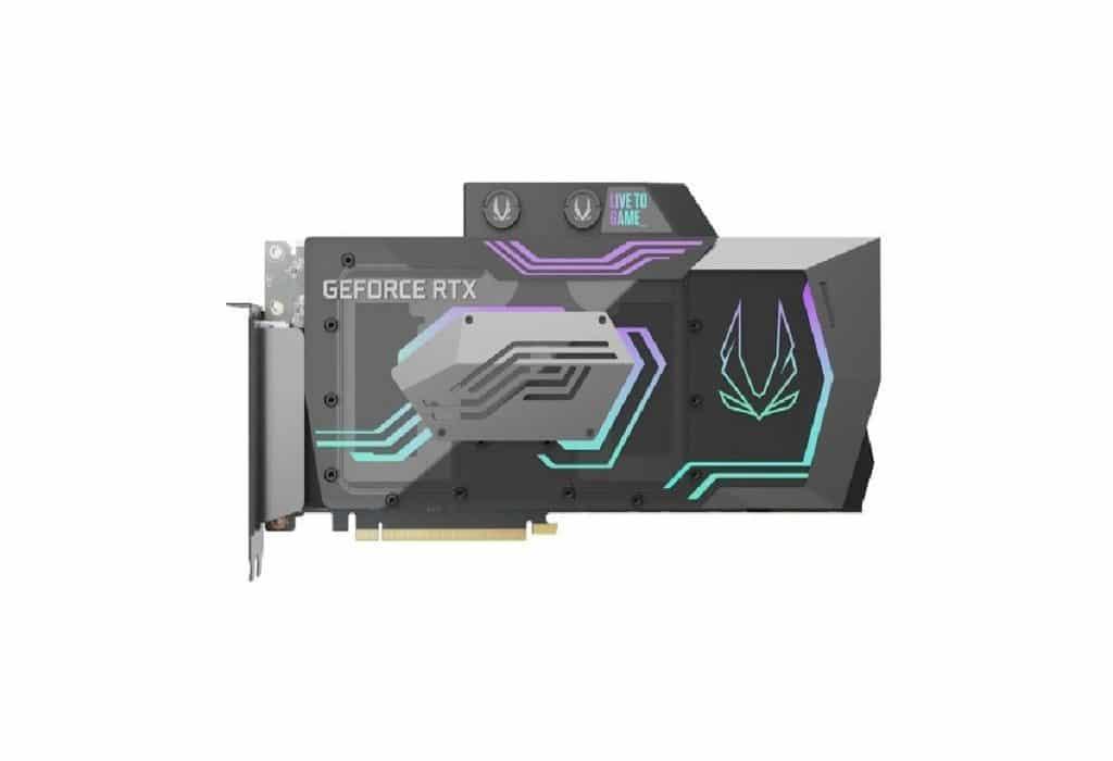 ZOTAC GeForce RTX 3090 ArcticStorm