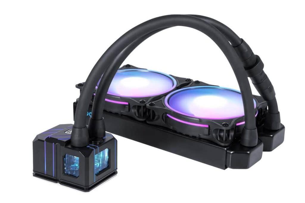 Alphacool Eisbaer Pro Aurora 240