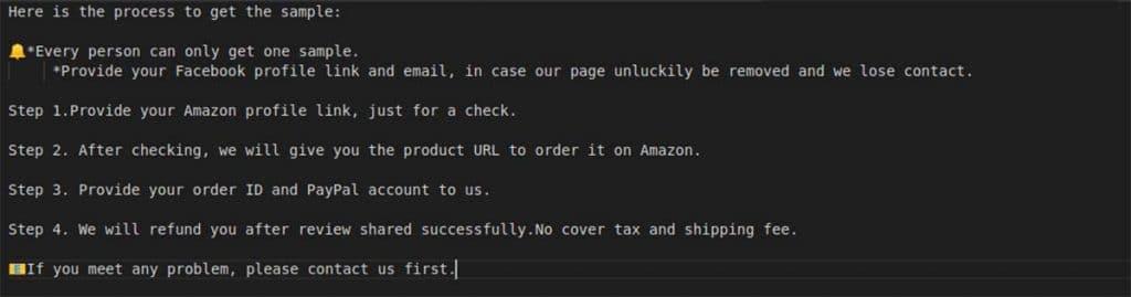 Procédure Amazon faux avis positifs Aukey