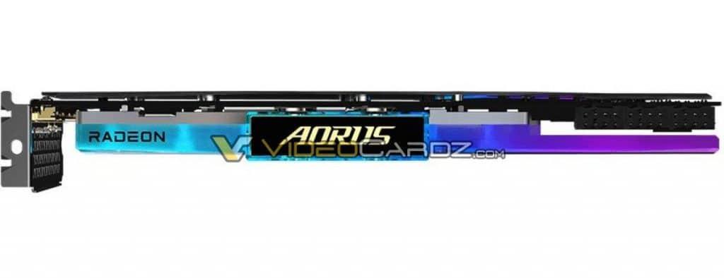 AORUS 6900 XT XTREME WATERFORCE WB