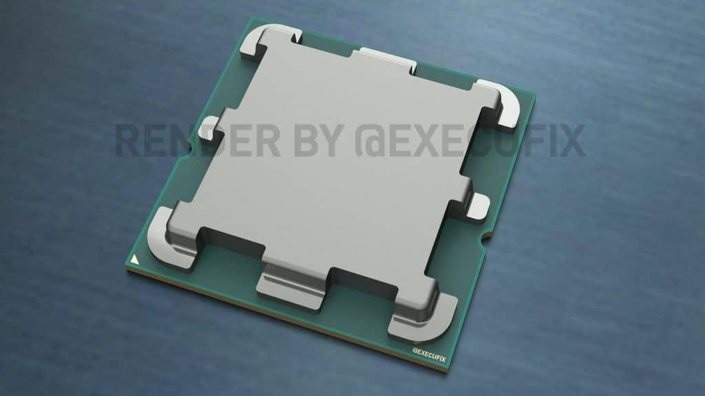 IHS CPU AMD Ryzen 7000